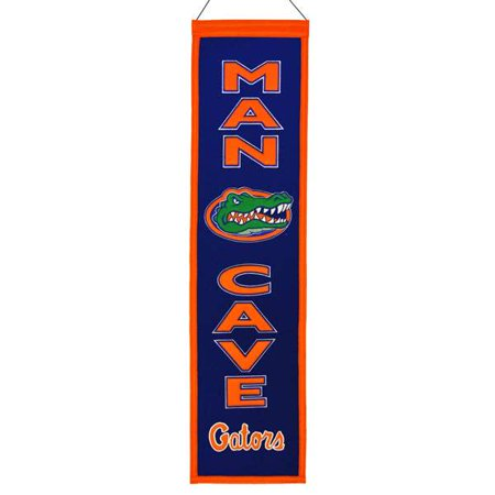 - NCAA Man Cave Banner, University of Florida Gators