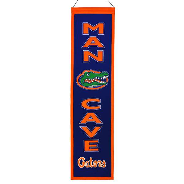 NCAA Man Cave Banner, University of Florida Gators