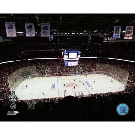 Prudential Center Game 1 Of The 2012 Nhl Stanley Cup Finals Photo Print