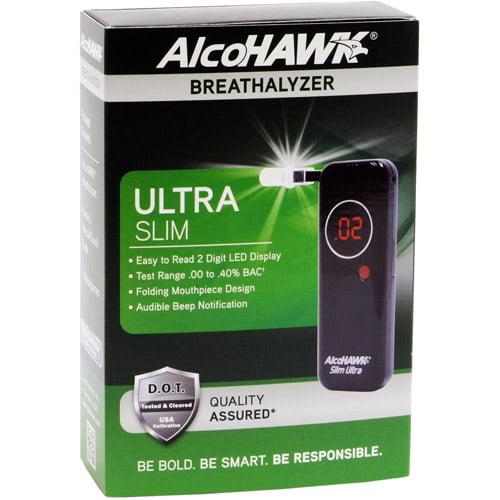 The AlcoHAWK Slim Ultra