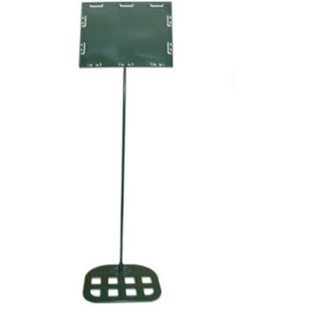 DSD INTERNATIONAL 30811B-W 8.5x11 Sign Holder Stand