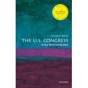 The U.S. Congress : A Very Short Introduction