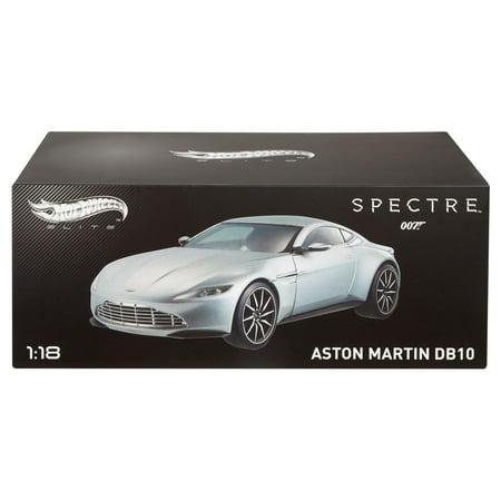 Hot Wheels Spectre 007 Aston Martin DB10 Vehicle