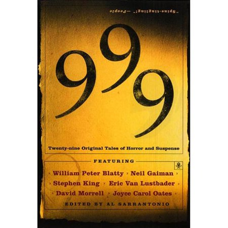 999: Twenty-Nine Original Tales of Horror and Suspense by