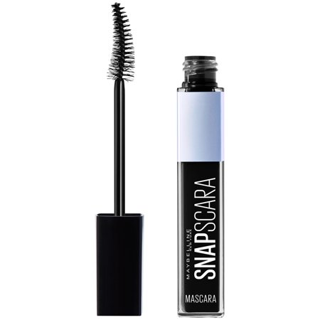 56524e5250b Maybelline Snapscara Washable Mascara, Pitch Black, 0.34 fl. oz. -  Walmart.com