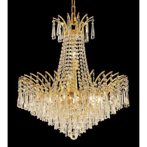Elegant Lighting Victoria 11 Light  Chandelier