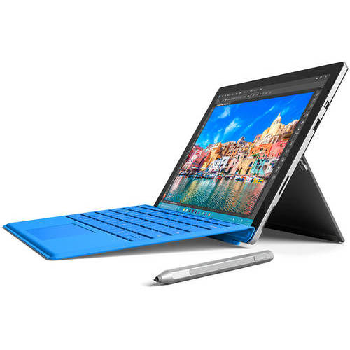 "Microsoft Surface Pro 4 12.3"" Tablet 8GB / 256GB Intel Core i7 Windows 10 Pro"