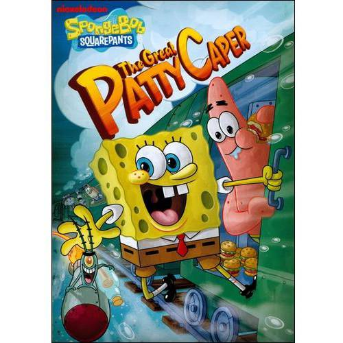 SPONGEBOB SQUAREPANTS-GREAT PATTY CAPER (DVD)