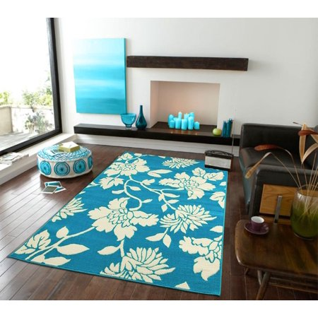 Large 8x10 Contemporary Rugs Blue Rugs For Living Room Cheap 8x11 Dining Room