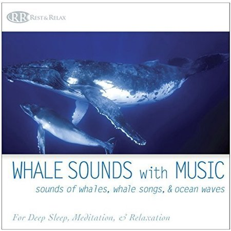 Whale Sounds With Music: Sounds Of Whales, Whale Songs, and Ocean (CD)](Scary Halloween Sounds Songs)