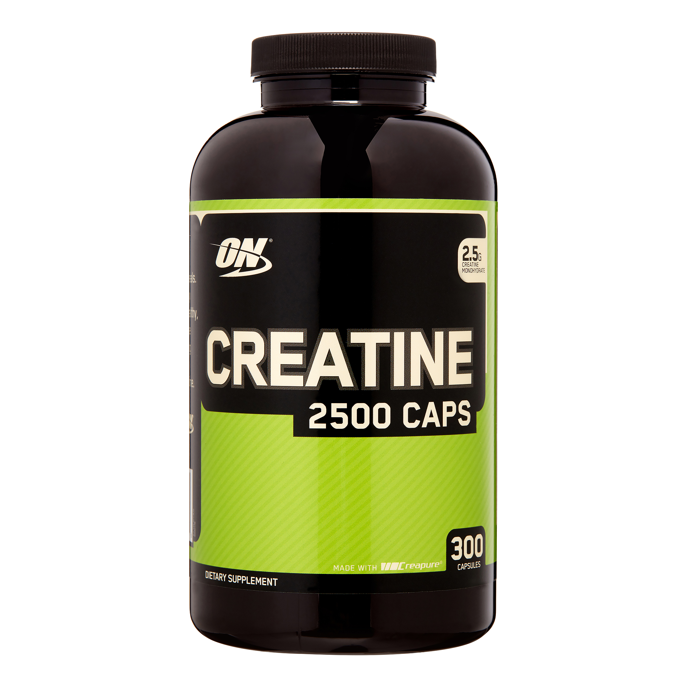 Optimum Nutrition Creatine 2500 Capsules, 300 Ct