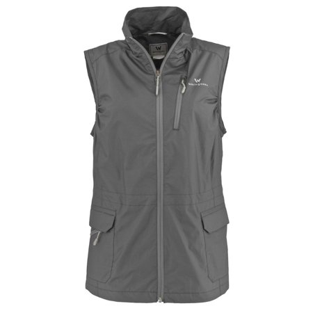 Sierra Rock Finish (White Sierra Women's Transit Vest Castle Rock S)