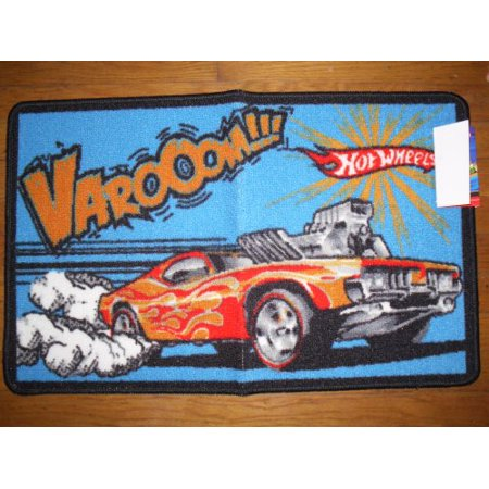 Hot Wheels Accent Rug Varooom Walmart Com