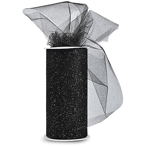 Expo Glitter Tulle, 25 Yards