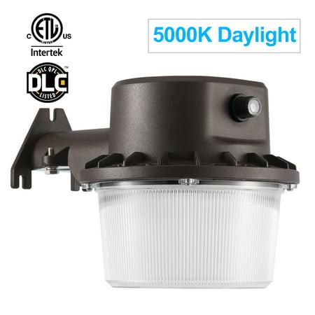 Kohree Barn Light, LED Yard Light Dusk to Dawn Outdoor Light (Photocell Included)35W (250W Equiv.) 3800 Lumens Dusk To Dawn Outdoor Lighting
