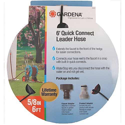 39001-5 6-Foot Quick Connect Heavy Duty Leader Hose - Walmart.com
