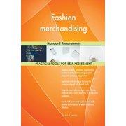 Fashion merchandising Standard Requirements (Paperback)