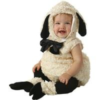 Vintage Lamb Baby Halloween Costume