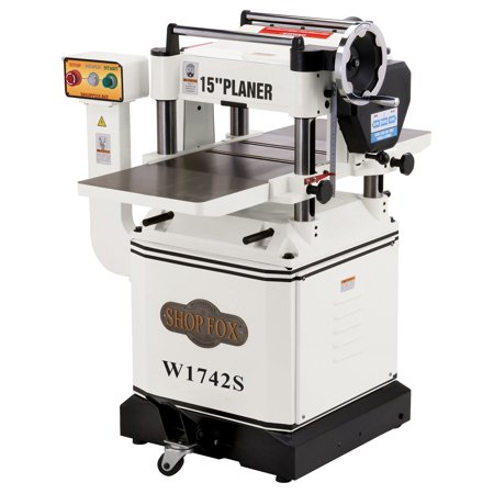 Shop Fox W1742S 15-inch Planer With Spiral