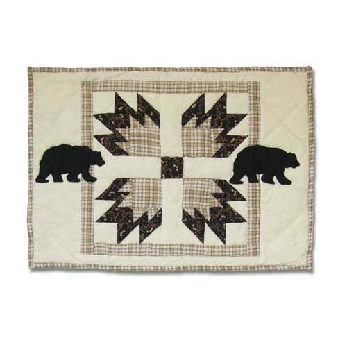 Patch Magic Bear's Paw Placemat (Set of 4)