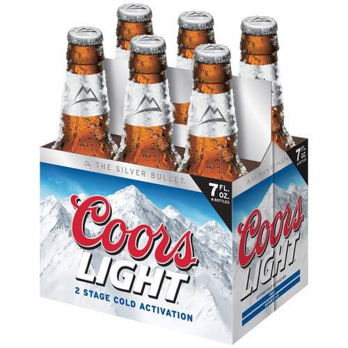 Coors Light Beer, 42 fl oz