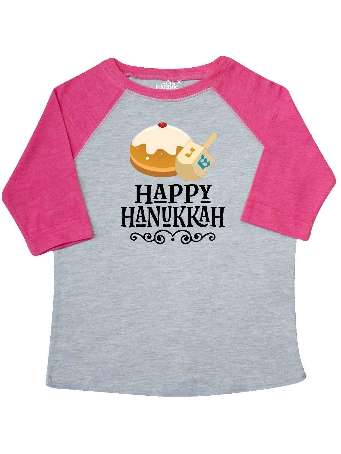 Happy Hanukkah Blue Dreidels Mens String Tank Top