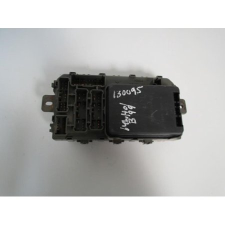 (pre-owned original part) fuse box 99 honda civic 38600-s01-a1 r188325 -  walmart com
