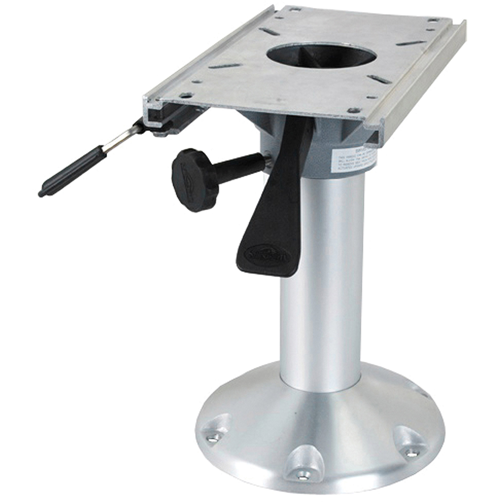 "Springfield Second Generation Pedestal, 12"" with Slide/Swivel"