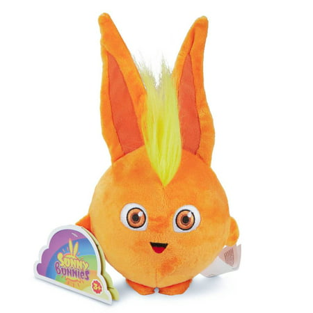 Happy Bunny Bunny (Sunny Bunnies Light Up and Bounce Plush - Turbo )