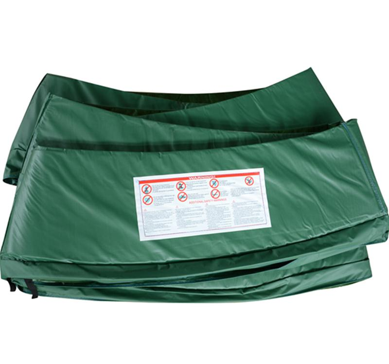 Aosom 15' Trampoline Replacement Safety Pad / Spring Cover - Green