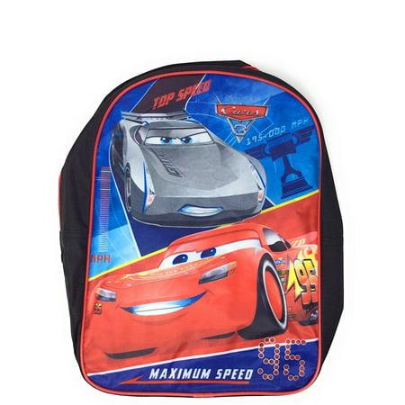 Disney Cars 15   School Bag Backpack