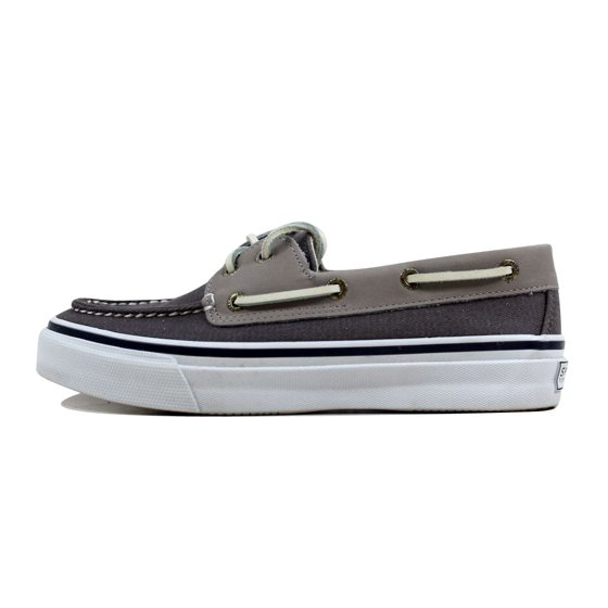 0400b530d303 Sperry Men's Bahama 2 Eye Grey/Light Grey 1048511