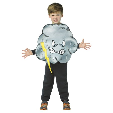 Storm Cloud Child Halloween Costume - Storm Costume Halloween