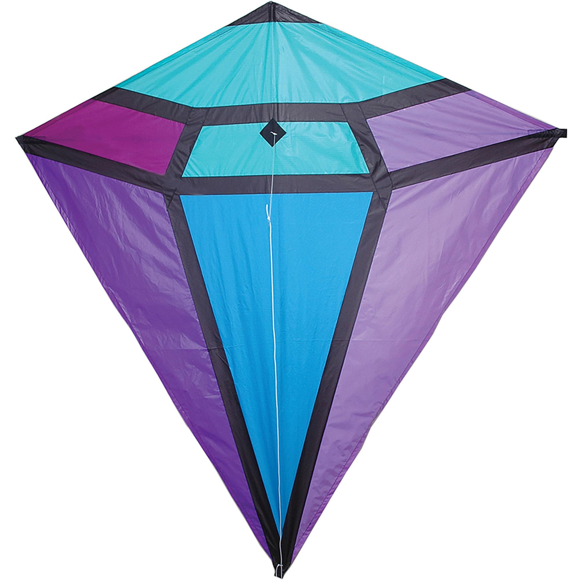 """Premier Designs 65"""" Diamond Kite, Amethyst by Premier Kite"""