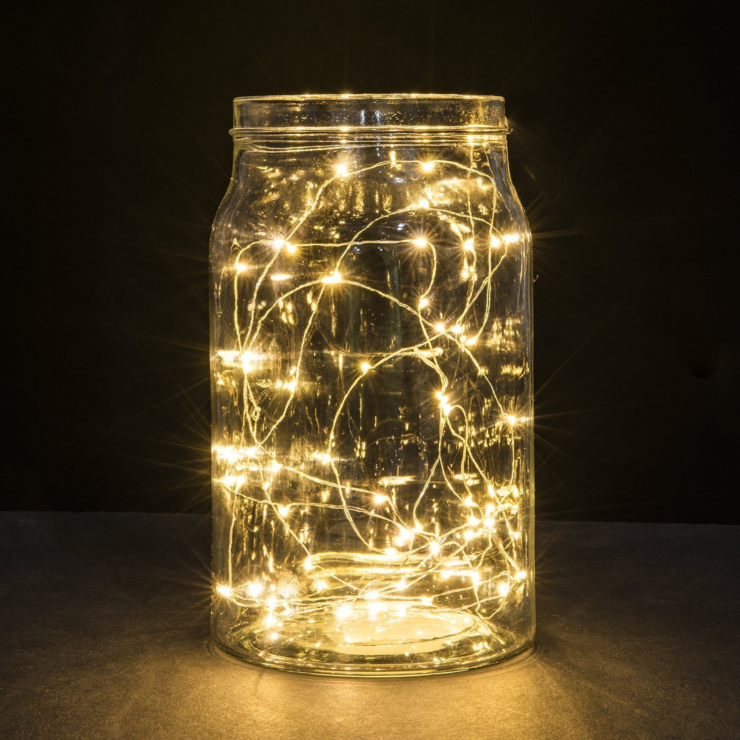 Oak Leaf Home Decor Indoor Home Decorative Party String Lights 2 Set of Micro 30 LEDs