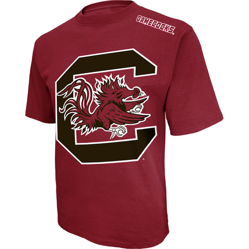 NCAA Big Men's South Carolina  Short Sleeve Tee