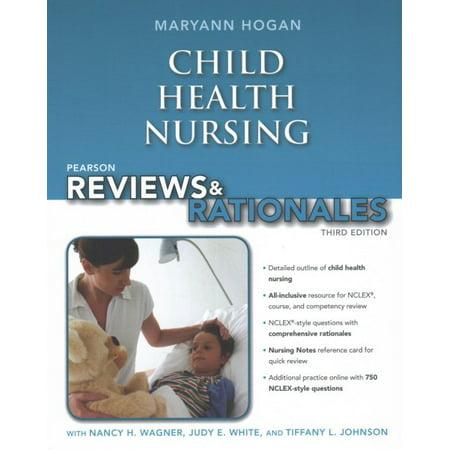 Pearson Nursing Reviews   Rationales