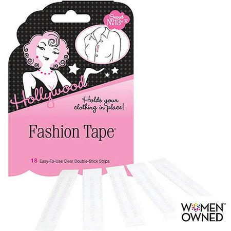 Hollywood Fashion Tape 18ct Walmart Com