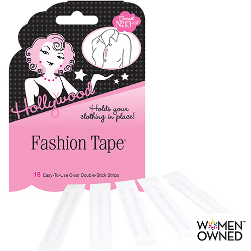 Hollywood Fashion Tape, 18ct