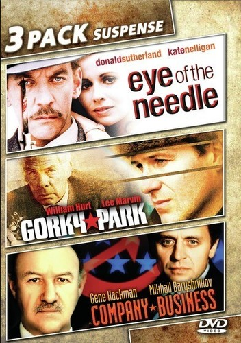 Eye Of The Needle Gorky Park Company Business ( (DVD)) by