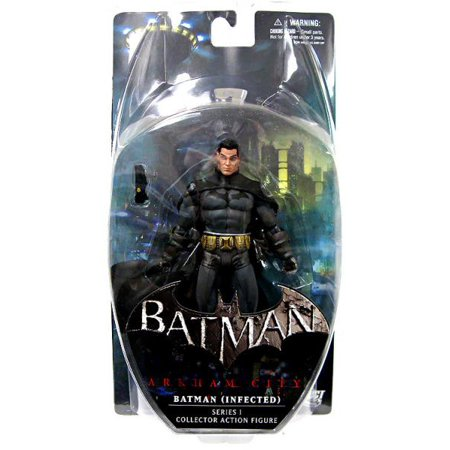 Arkham City Series 1 Batman [Infected] Action Figure [Infected]](Catwoman Cosplay Arkham City)