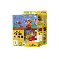 Refurbished Nintendo Super Mario Maker And Mario Amiibo Wii U