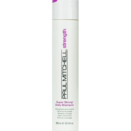 Paul Mitchell Strength Super Strong Daily Shampoo, 10.14