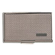 Simran BC-19-G Ajmer Gold Finished Business Card Case