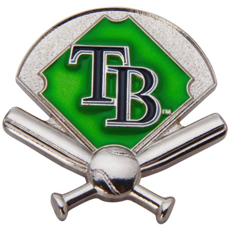 Tampa Bay Rays Field Pin - No