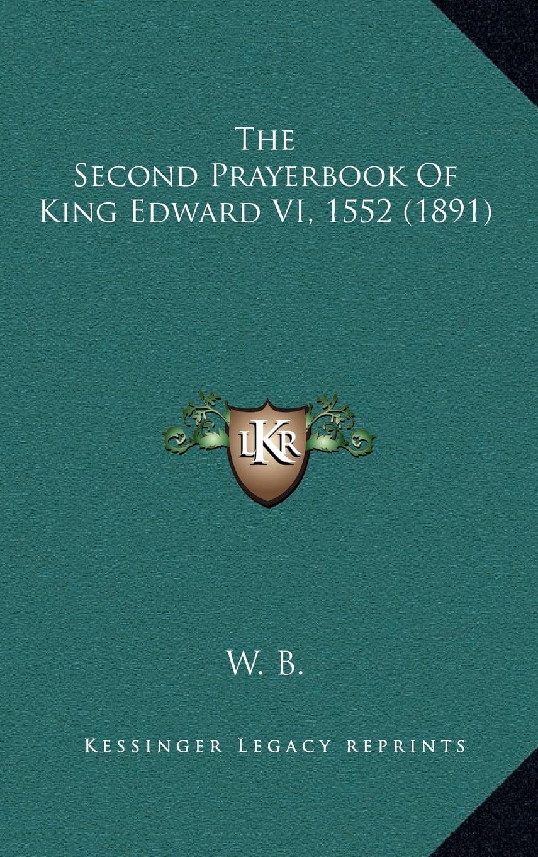 1552 Book of Common Prayer