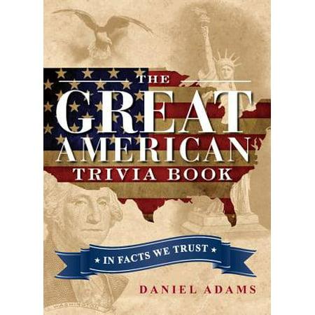 The Great American Trivia Book - eBook](America Trivia)