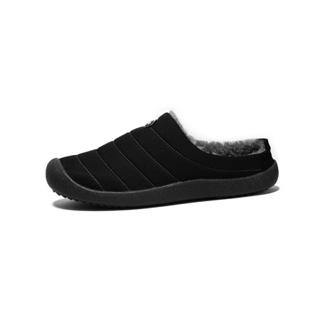 Mens Womens House Slippers Winter Outdoor Indoor Anti Slip Shoes
