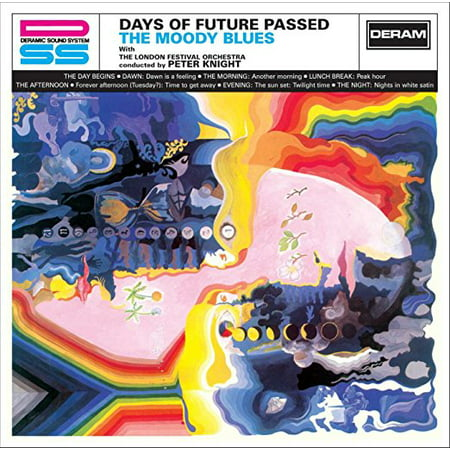 The Moody Blues - Days Of Future Passed (Remastered) (The Best Of The Moody Blues)