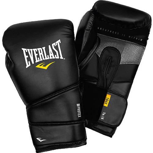 Everlast Protex 2 Elite Training Glove, Black